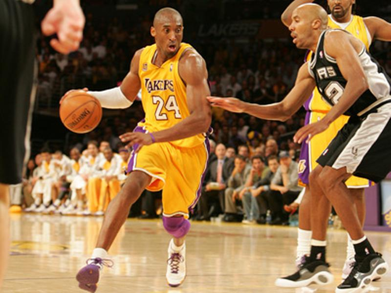 BaloncestoKobe Bryant: la historia del 24 de los Lakers
