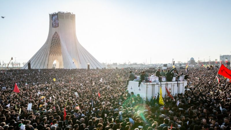 Funeral Soleimani