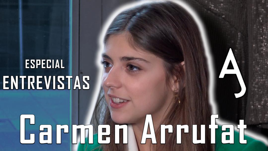 Especial Actualidad JovenCarmen Arrufat y Joel Bosqued, los protagonistas de 'La inocencia' en el #EspecialAJ