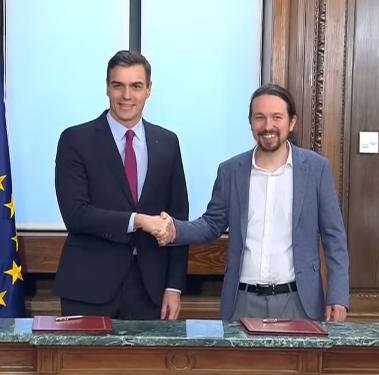 Coalición progresistaPSOE y Unidas Podemos: te explicamos cómo se ha formado y en qué consiste la Coalición progresista