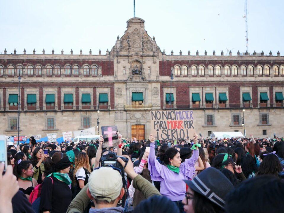 Feminismo El terrible asesinato de una niña de 7 años aumenta la ola de indignación en México contra los feminicidios