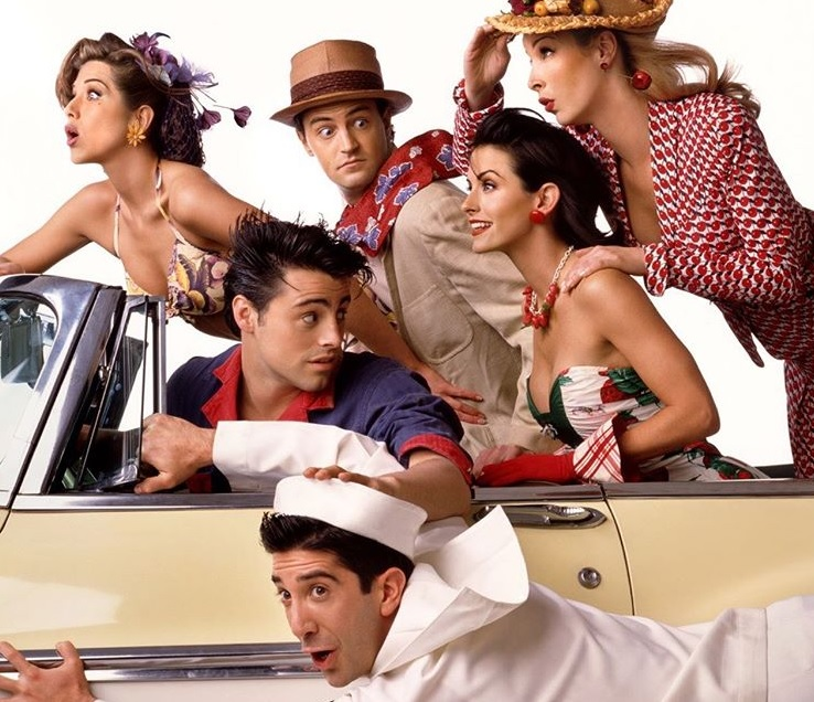 Series y CineConfirmada la reunión de 'Friends'