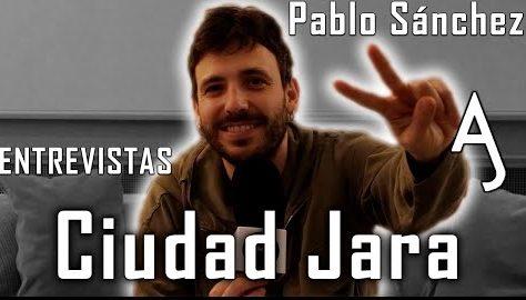 Pablo SánchezRepasamos el disco de Ciudad Jara con Pablo Sánchez