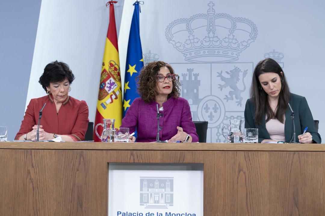 Derecho a decidirEl Gobierno reformará la Ley del aborto para permitir todas las mujeres tengan derecho a decidir