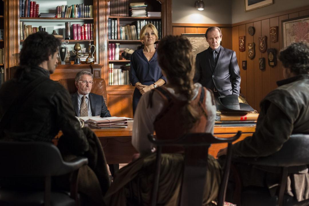 'El Ministerio del Tiempo' vuelve a RTVE y HBO