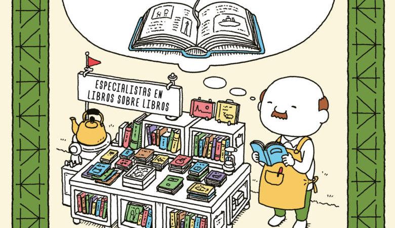 """Reseña""""La Curiosa Librería"""": el libro para querer leer otros libros"""