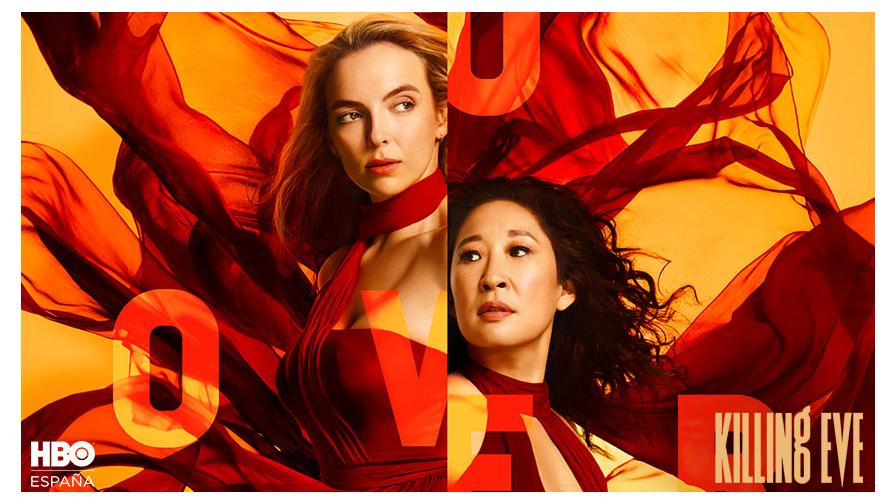 HBO'Killing Eve' se estrena este lunes