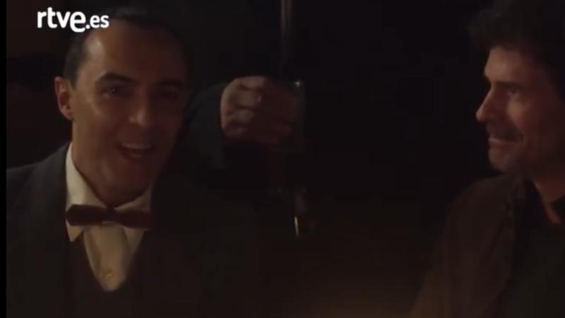 Captura de pantalla Lorca y Julián