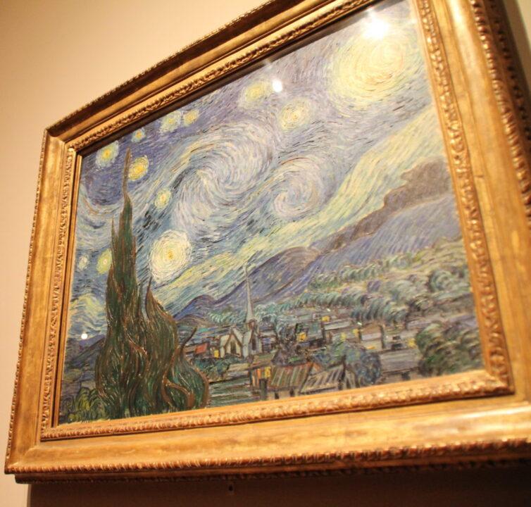 La vida de Van Gogh contada con tres de sus obras más famosas