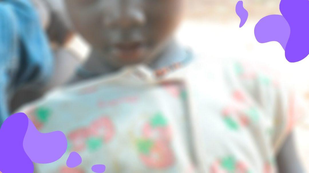 Imagen de portada niña Sudán AJ