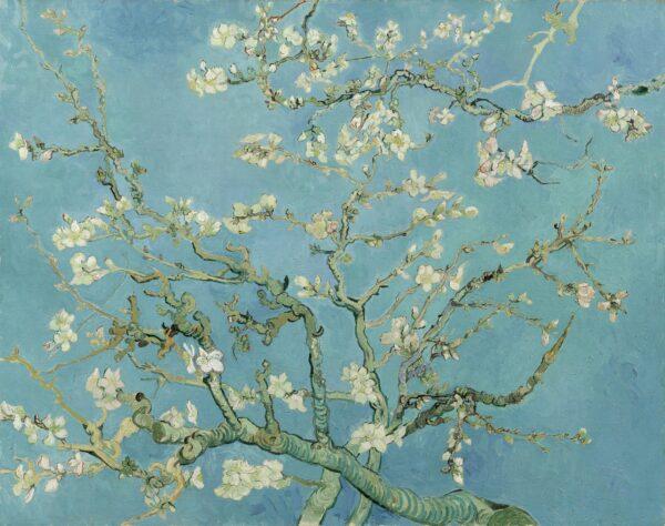 Almendro en flor (1890)