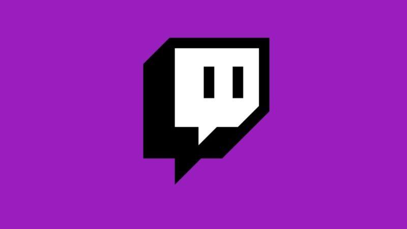 Logo de Twitch