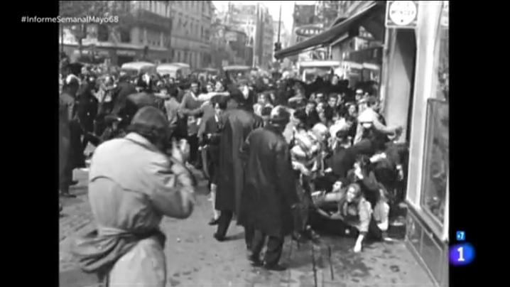 Mayo del 68Mayo del 68, cuando el deseo de cambio de los jóvenes cuestiona a las instituciones
