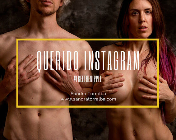 #FreeTheNipple'Querido Instagram': una exposición en Madrid inspirada en el movimiento #freethenipple