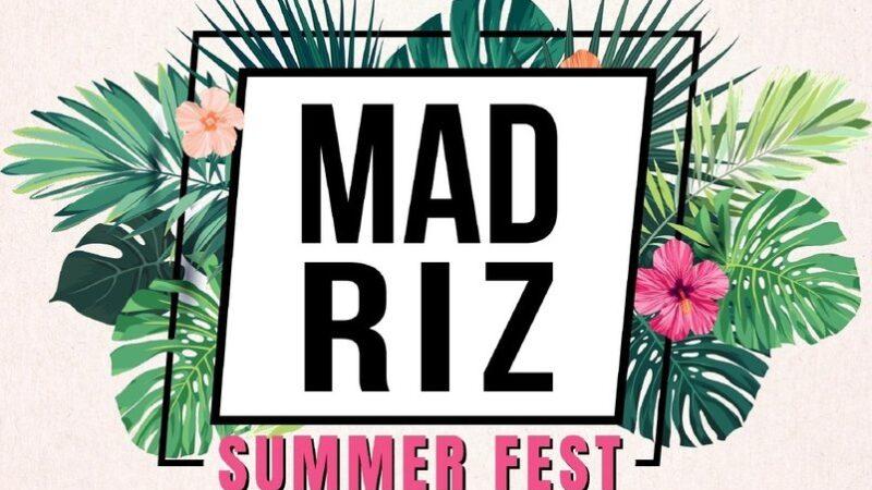 """MadridMadriz Summer Fest: música en la """"nueva normalidad"""""""