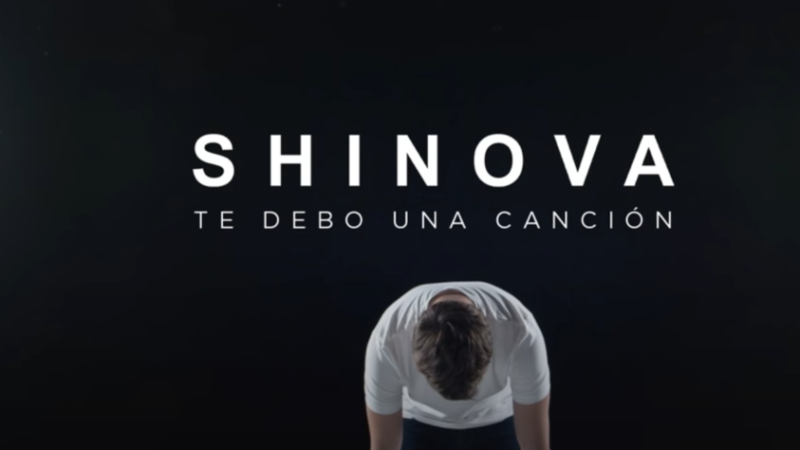 Shinova - Te debo una canción
