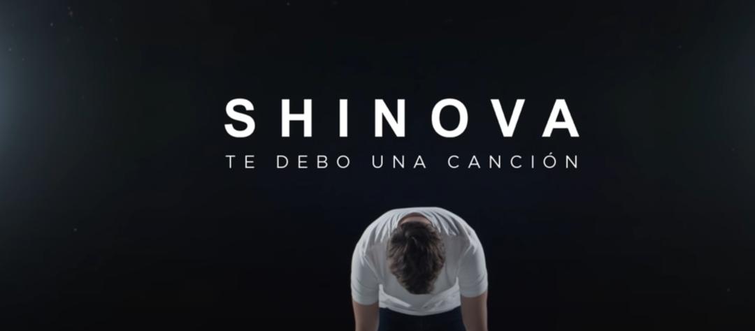 "MúsicaShinova lanza ""Te Debo Una Canción"""