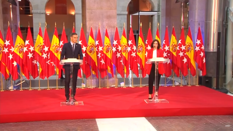 ¿Qué está pasando en Madrid?