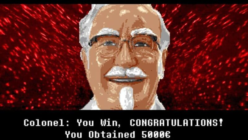 KFC portada