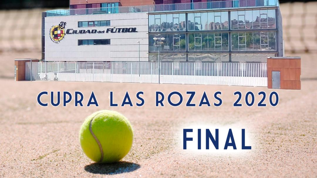 🎾  Pádel   🎾 Todo sobre el Cupra Las Rozas Open 2020 en World Padel Tour