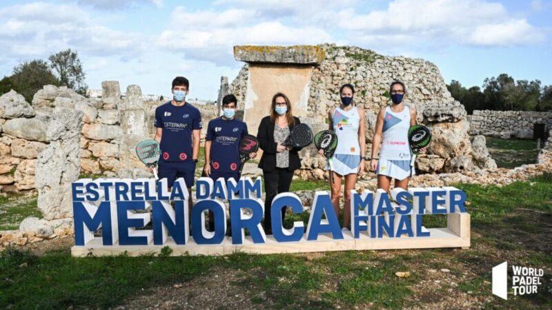 🎾 Pádel 🎾Todo sobre el Estrella Damm Menorca Master Final