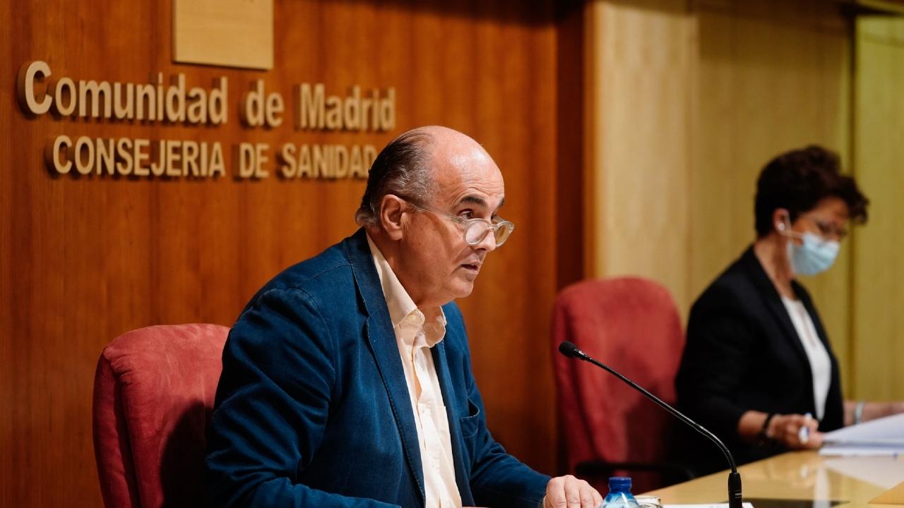 ⛔ Restricciones en Madrid ⛔La Comunidad de Madrid confina otras 19 zonas básicas