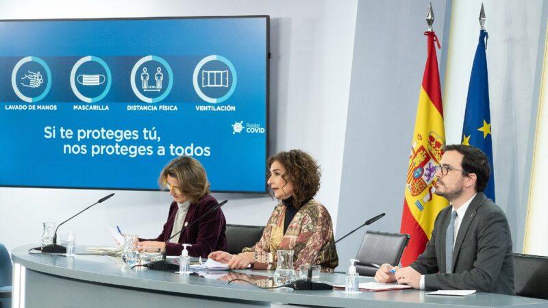 🇪🇸 España 🇪🇸El Gobierno declara la zona catastrófica en las comunidades afectadas por Filomena