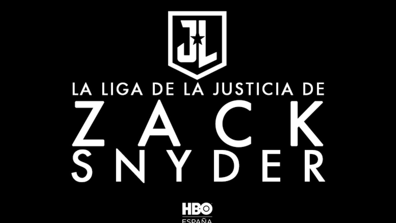 """📺 Series HBO 📺""""La Liga de la Justicia de Zack Snyder"""" llega el 18 de marzo a HBO"""