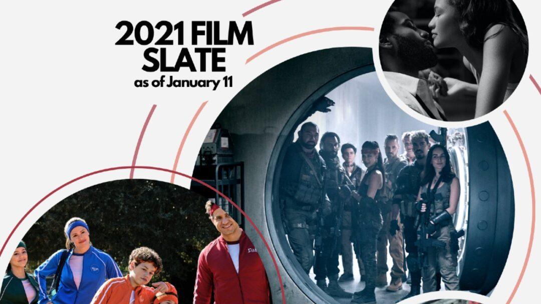 📺 Películas de Netflix 📺Nuevas películas todas las semanas: la apuesta de Netflix para 2021