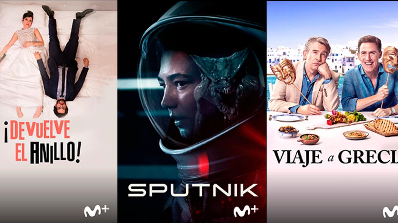 📺 Series Movistar 📺Movistar+ estrenará nueve películas inéditas en febrero
