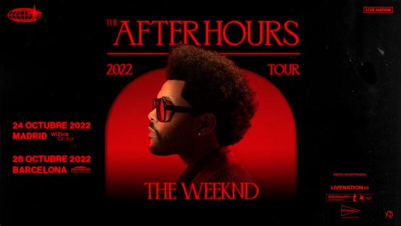 🎤 Concierto 🎤The Weeknd confirma 2 fechas en nuestro país