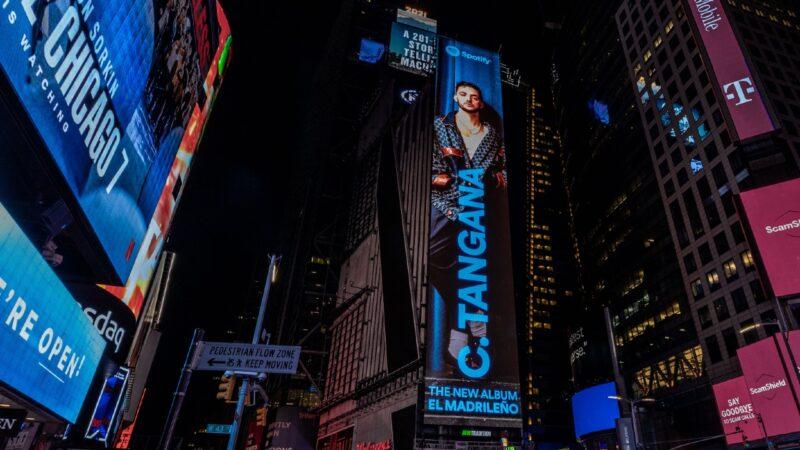 """🎵 Lanzamiento en Spotify 🎵C. Tangana bate el récord con """"El Madrileño"""" como mejor debut de un álbum español"""