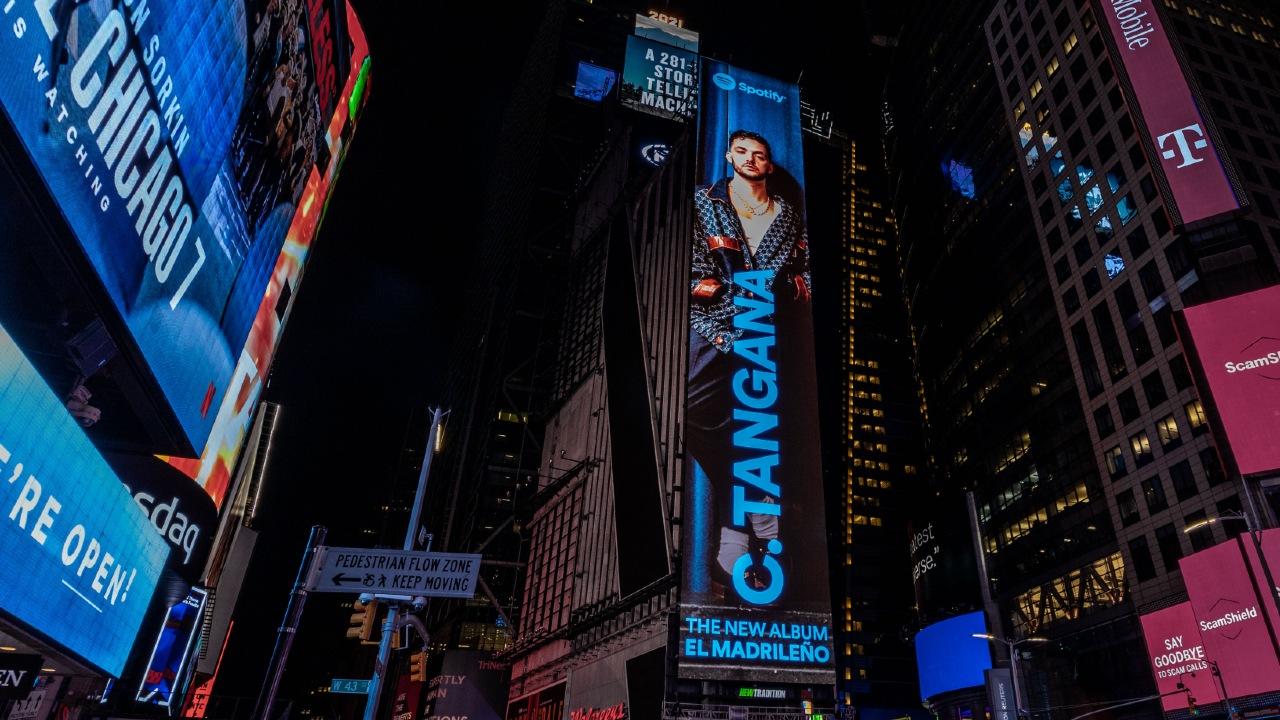 🎵 Lanzamiento en Spotify 🎵C. Tangana bate el récord con «El Madrileño» como mejor debut de un álbum español