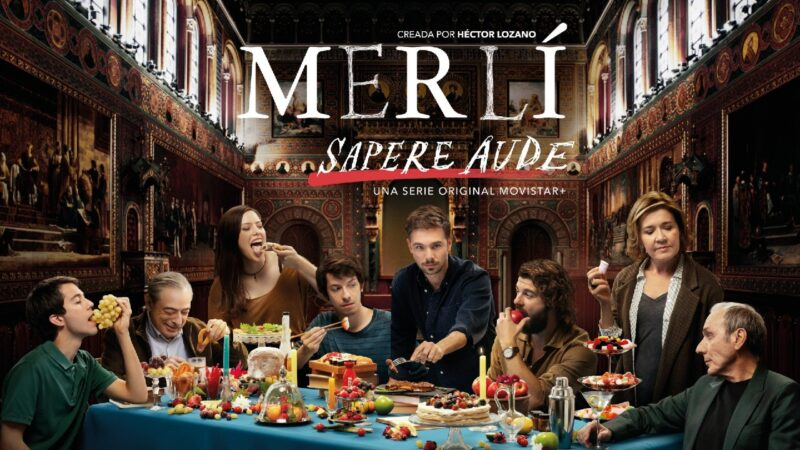 """📺 Series Movistar+📺La temporada 2 de """"Merlí. Sapere aude"""" anuncia su fecha de estreno"""