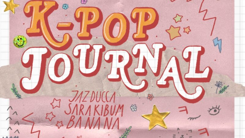🎙️ Live Nation 🎙️K-Pop Journal, el primer podcast en castellano sobre K-Pop