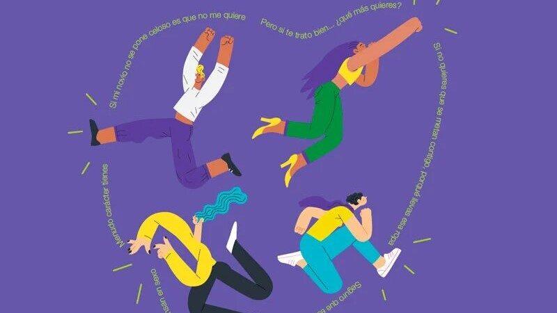 💜 8 de marzo 💜Las violencias machistas son una realidad entre lxs más jóvenes, según Oxfam Intermón